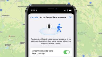 Photo of ¡Ey, que te dejas el iPhone! Cómo configurar las alertas de iOS 15 para cuando dejamos algún dispositivos atrás