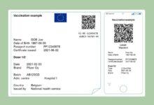 Photo of Cómo solicitar el Certificado COVID Digital de la UE por internet: el pasaporte COVID europeo ya está aquí