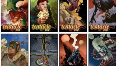 Photo of Tentacle Pulp, una interesante iniciativa para leer relatos cortos en español: App de la semana