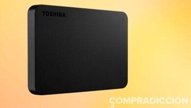 Photo of Este básico disco duro portátil es todo un superventas y cuesta muy poco en Amazon: Toshiba Canvio Basics de 1 TB por sólo 43 euros