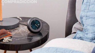 Photo of Esta semana el despertador inteligente con Alexa Echo Spot cuesta más barato todavía: se queda en 74,99 euros con una rebaja de 55 euros