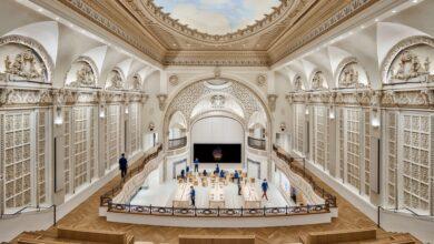 Photo of Apple inaugurará su espectacular tienda del Tower Theatre en Los Ángeles este jueves