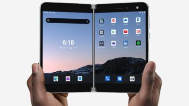 Photo of El Microsoft Surface Duo con Android y dos pantallas ya se vende por fin en España