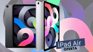 Photo of En los Apple Days de MediaMarkt el iPad Air de 64 GB cuesta 50 euros menos y lo tienes en todos los colores para elegir