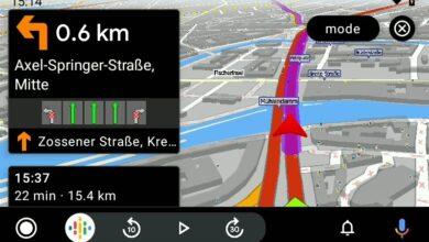Photo of Mapfactor Navigator ya tiene soporte para Android Auto: llega un navegador gratuito, con aviso de radares y mapas sin conexión