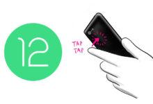 Photo of Android 12 Beta 2 estrena el 'Toque rápido', su gesto de doble toque posterior para realizar acciones
