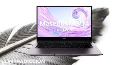 Photo of Estrena portátil ligero y de gama a precio mínimo: este Huawei MateBook D14 está rebajado a 619 euros en Amazon