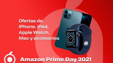 Photo of Amazon Prime Day 2021: Mejores ofertas en iPhone, iPad, Mac y Apple Watch
