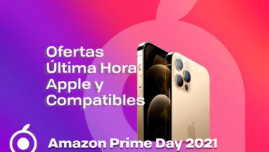 Photo of Las ofertas de última hora en productos Apple y compatibles que no te puedes perder del Amazon Prime Day 2021