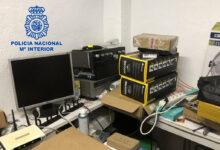 Photo of Seis personas, arrestadas por vender de forma ilícita servicios IPTV y televisión por satélite con la que conseguían unos 150.000 euros anuales