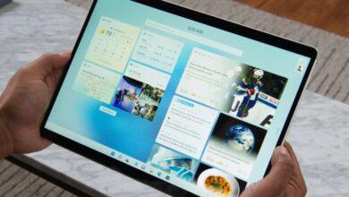 Photo of Windows 11 llega con mucha mejor adaptación a las tablets y a pantallas táctiles