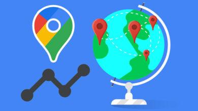 Photo of Cómo ver las nuevas estadísticas de Google Maps sobre tus trayectos y sitios visitados