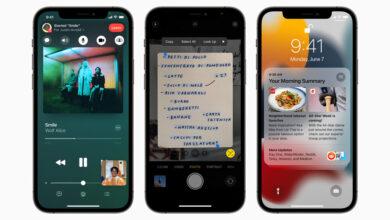 Photo of 31 novedades de iOS 15 y iPadOS 15 que han pasado desapercibidas