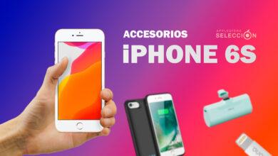 Photo of El iPhone 6s sigue vivo: accesorios para aprovechar al máximo el smartphone más longevo de Apple