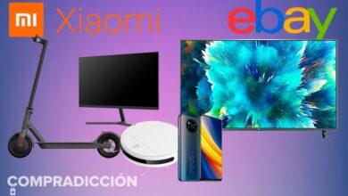 Photo of Estos smartphones, televisores, robots aspiradores o patinetes Xiaomi salen mucho más baratos en eBay con estos cupones