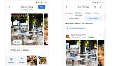 Photo of Google Maps ya permite crear publicaciones rápidas usando fotografías