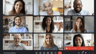 Photo of Google Meet suma las transmisiones en vivo de YouTube para eventos escolares