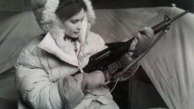 Photo of Los tiempos en los que los aviones de KLM llevaban a bordo un fusil de combate ArmaLite AR-10 en los vuelos sobre el Ártico
