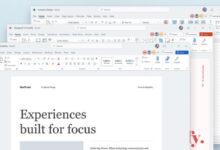 Photo of Así es el nuevo diseño de Microsoft Office