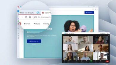 Photo of Opera suma funciones que facilitan las videollamadas desde el navegador