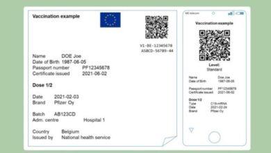 Photo of Cómo tener el pasaporte europeo COVID desde un móvil Android
