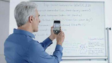 Photo of Así es la función de Texto en Vivo de Apple, para disponer del texto de las fotos