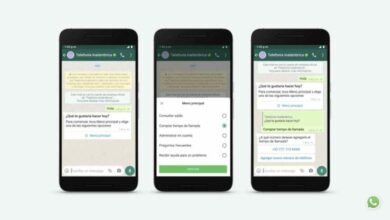Photo of WhatsApp lleva mejoras para facilitar la comunicación entre clientes y empresas