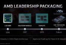 Photo of AMD triplica la cache de los Zen3 apilando en 3D