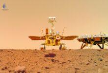 Photo of El rover chino Zhurong se pasa Internet con un espectacular selfie de familia en Marte