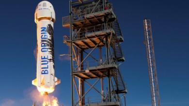 Photo of Blue Origin cierra subasta de asiento en vuelo espacial por $28 millones de dólares