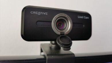 Photo of Así es la LIVE CAM SYNC 1080P V2, la nueva webcam de Creative