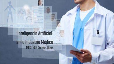 Photo of Inteligencia Artificial en la industria médica