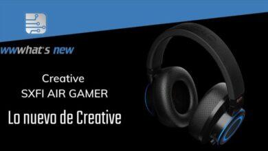 Photo of Creative SXFI AIR GAMER, un mes usando los mejores auriculares gamer de Creative