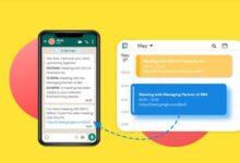 Photo of Cómo recibir las reuniones de Google Calendar en nuestro Whatsapp