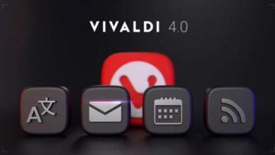 Photo of Vivaldi 4.0 tiene ahora cliente de email, calendario y lector de feeds