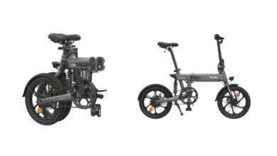Photo of HIMO Z16, una bicicleta eléctrica plegable con 80 km de autonomía