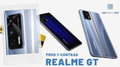 Photo of realme GT – Precios, pros y contras