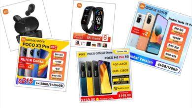 Photo of Xiaomi presenta descuentos importantes en varios de sus productos