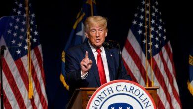 """Photo of Donald Trump coincide con China en el ataque a Bitcoin: lo llama """"una estafa"""""""