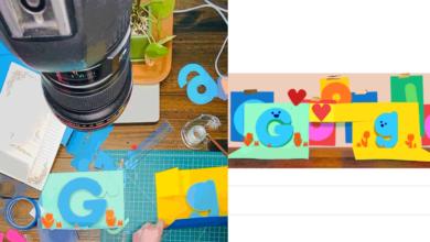 Photo of Día del padre: Google celebra con un Doodle hecho a mano