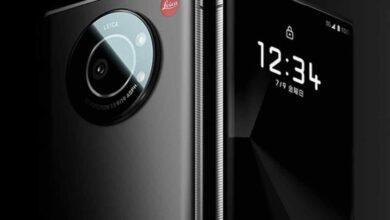 Photo of Así es el Leica Leitz Phone 1, el primer móvil de Leica