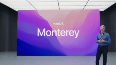 Photo of La nueva versión de macOS 12 se llamará Monterey