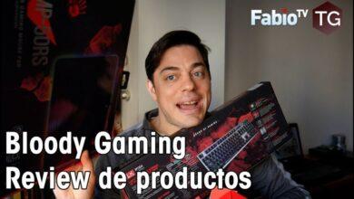 Photo of Lanzamiento y review de productos Bloody Gaming en Argentina