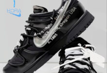 Photo of Nike y Off-White adaptan MoMA al Dunk Low: es una de las 50 zapatillas de la colección