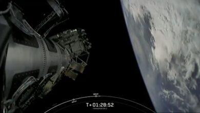 Photo of Con espectacular video de la órbita de la Tierra, SpaceX confirma que se completó la misión de llevar 88 satélites al espacio