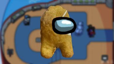 Photo of Among Us: nugget de pollo en forma de tripulante se vende por casi 100 mil dólares
