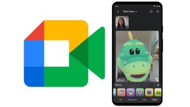 Photo of Google Meet estrena los filtros, máscaras y estilos de Google Duo