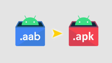 Photo of Cómo convertir un App Bundle en formato AAB en un archivo APK