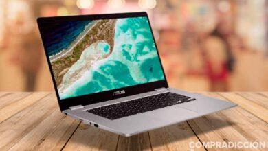 Photo of Amazon tiene a precio mínimo un equilibrado portátil para trabajar en la nube como el ASUS Chromebook Z1500CN-EJ0400: llévatelo por 279 euros