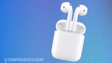 Photo of Los AirPods están más baratos que nunca en Amazon: los auriculares true wireless de Apple sólo cuestan 119 euros